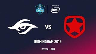 Team Secret vs Gambit Esports, ESL One Birmingham 2019, bo3, game 2 [Jam & Lost]