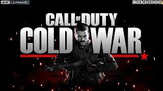 Call of Duty®  Black Ops Cold War трейлер Ultra HD 4K