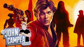 Star Wars Solo 2 Isn't Going To Happen Says Film's Writer - The John Campea Show